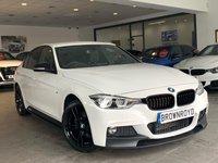 USED 2018 67 BMW 3 SERIES  320D XDRIVE M SPORT 4d AUTO 188 BHP M PERFORMANCE STYLING+X-DRIVE