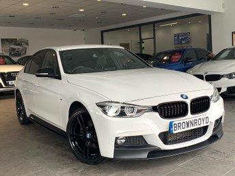2018 BMW 3 SERIES  320D XDRIVE M SPORT 4d AUTO 188 BHP £19990.00