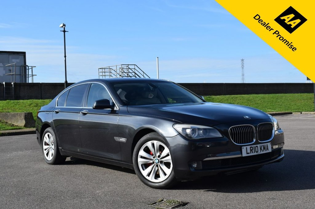 USED 2010 10 BMW 7 SERIES 3.0 730D SE 4d AUTO 242 BHP