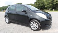USED 2007 07 TOYOTA YARIS 1.4 L ZINC D-4D 5d 89 BHP SERVICE HISTORY, 2 X KEYS, LOW TAX BAND, SUPERB MPG, ALLOYS, AIR-CONDITIONING, CD-PLAYER, REMOTE LOCKING, ELECTRIC WINDOWS, FAMILY OWNED CAR FROM NEW, SAME DAY FINANCE