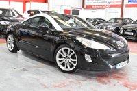 USED 2012 12 PEUGEOT RCZ 2.0 HDI GT 2d 163 BHP