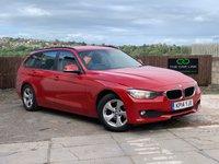 USED 2014 14 BMW 3 SERIES 2.0 320D EFFICIENTDYNAMICS TOURING 5d 161 BHP