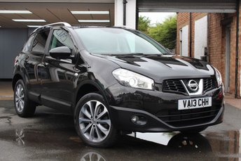 Used NISSAN QASHQAI for sale in Romford