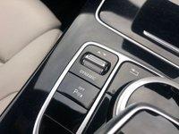 USED 2015 15 MERCEDES-BENZ C CLASS 2.1 C300 H AMG LINE PREMIUM PLUS 4d AUTO 204 BHP