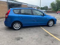USED 2010 60 HYUNDAI I30 1.6 COMFORT CRDI 5d ESTATE, 10 SERVICES, PX TO CLEAR  DEALER PX, 10 SERVICES, 2 FORMER KEEPERS, BARGAIN