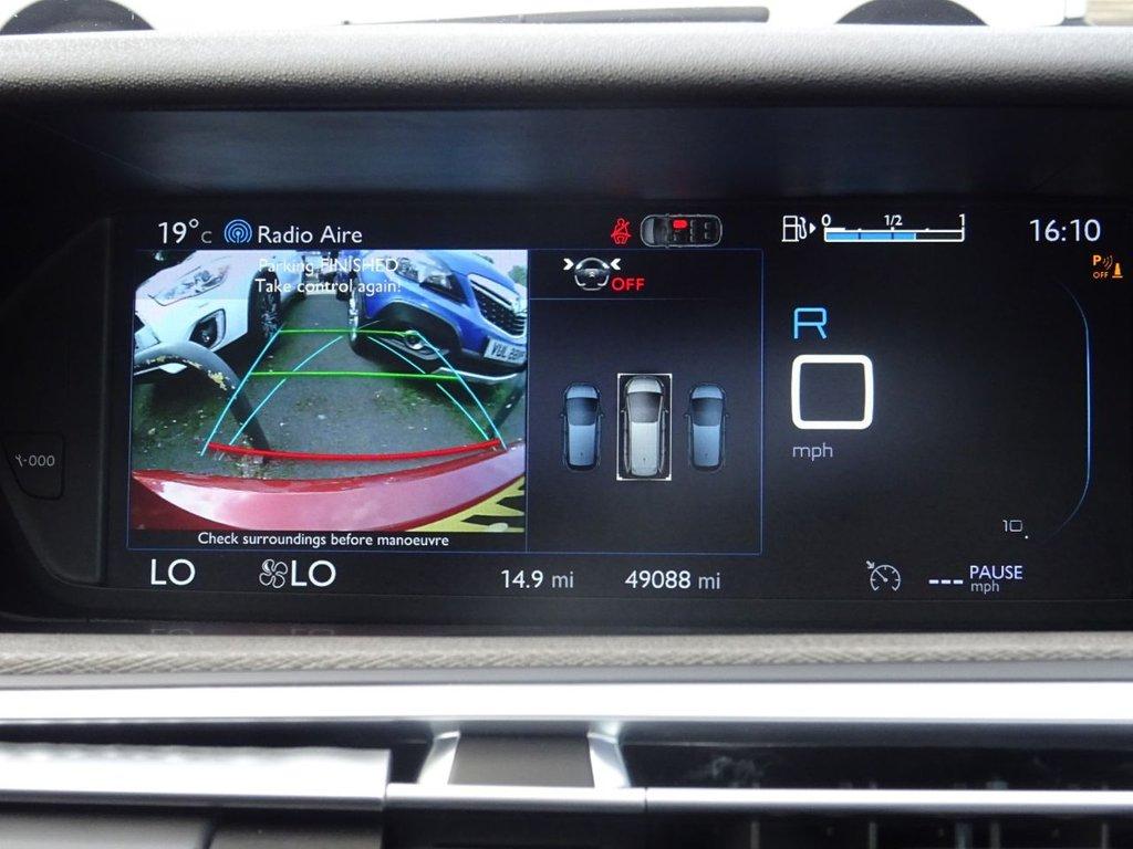 Citroen C4 Grand Picasso E-HDI Airdream Exclusive Plus Etg6