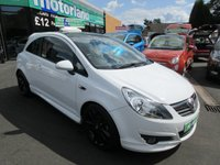USED 2010 10 VAUXHALL CORSA 1.2 LIMITED EDITION 3d 83 BHP **BUY NOW PAY NEXT YEAR**
