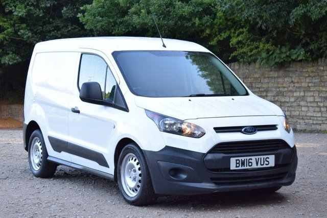 USED 2016 16 FORD TRANSIT CONNECT 1.5 200 P/V 5d 100 BHP