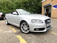 2009 AUDI A3 1.9 TDI S LINE 2d , NEW CAMBELT AND CLUTCH 8 SERVICES £5290.00
