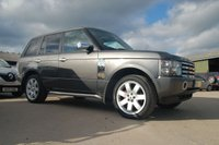 USED 2003 03 LAND ROVER RANGE ROVER 2.9 TD6 VOGUE 5d AUTO 175 BHP 2003 LAND ROVER RANGE ROVER 2.9 TD6 VOGUE 5 DOOR SUV 4x4 AUTOMATIC 175 BHP - HEATED LEATHER ELECTRIC SEATS HEATED STEERING WHEEL TOW BAR WARRANTY & FINANCE AVAILABLE - FSH & LONG MOT