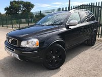 2012 VOLVO XC90 2.4 D5 SE LUX AWD 5d AUTO 200 BHP 7 SEATER SATNAV LEATHER PRIVACY FSH £11490.00