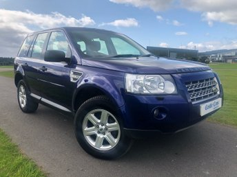2009 LAND ROVER FREELANDER 2.2 TD4 E GS 5d 159 BHP