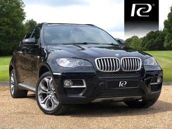 2013 BMW X6 3.0 XDRIVE40D 4d AUTO 302 BHP £19990.00