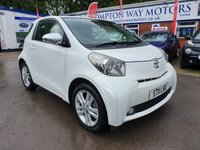 USED 2011 11 TOYOTA IQ 1.3 VVT-I IQ3 3d 97 BHP 0%  FINANCE AVAILABLE ON THIS CAR PLEASE CALL 01204 393 181
