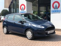 USED 2016 16 FORD FIESTA 1.5 STYLE TDCI 5d 74 BHP 1 OWNER | AIR CONDITIONING |