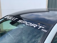 USED 2011 11 RENAULT CLIO 2.0 RENAULTSPORT 3d 200 BHP