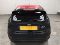 USED 2015 64 FORD FIESTA 1.0 ZETEC S BLACK EDITION 3d 139 BHP