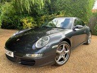 USED 2004 54 PORSCHE 911 3.6  997 CARRERA 2 TIPTRONIC S 2d AUTO 325 BHP