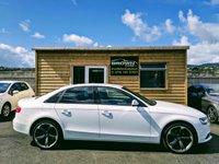 USED 2013 63 AUDI A4 2.0 TDI SE TECHNIK 4d 174 BHP ****2013 Audi A4 2.0 TDI  SE Technik 4dr****FINANCE AVAILABLE****£42 Per week .