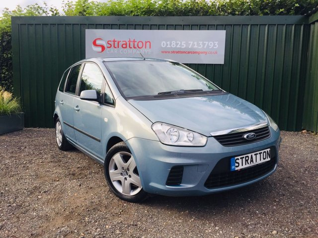 2009 58 FORD C-MAX 1.6 STYLE 5d 100 BHP