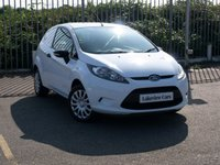 2011 FORD FIESTA 1.4 TDCI 1d 69 BHP ** CAR DERIVED VAN ** £2945.00