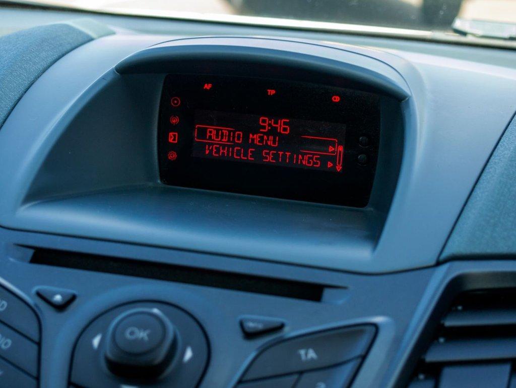 USED 2011 11 FORD FIESTA 1.4 TDCI 1d 69 BHP ** CAR DERIVED VAN **