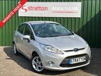 USED 2012 62 FORD FIESTA 1.4 ZETEC 16V 5d 96 BHP HD VIDEO ON OUR WEBSITE