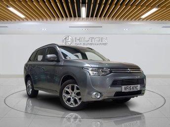 Used Mitsubishi Outlander for sale in Leighton Buzzard