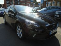 USED 2016 16 VOLVO V40 2.0 D2 CROSS COUNTRY LUX 5d AUTO 118 BHP ULEZ EXEMPT