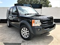 2007 LAND ROVER DISCOVERY 2.7 3 TDV6 XS 5d 188 BHP £6490.00