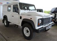 USED 2014 64 LAND ROVER DEFENDER 2.2 TD HARD TOP 1d 122 BHP  ** £14,999.00 PLUS VAT **
