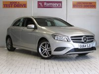USED 2014 64 MERCEDES-BENZ A CLASS 1.5 A180 CDI BLUEEFFICIENCY SPORT 5d 109 BHP