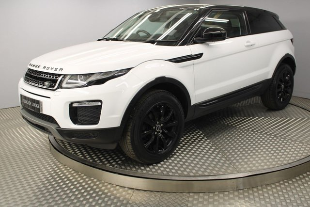 USED 2016 65 LAND ROVER RANGE ROVER EVOQUE 2.0 ED4 SE TECH 3d 148 BHP