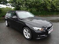 2012 BMW 3 SERIES 2.0 316D SPORT TOURING 5d AUTO 114 BHP £6990.00