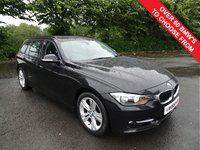 USED 2012 62 BMW 3 SERIES 2.0 316D SPORT TOURING 5d AUTO 114 BHP