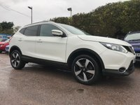 USED 2016 16 NISSAN QASHQAI 1.5 DCI N-CONNECTA  5d WITH SAT NAV AND PANORAMIC ROOF  NO DEPOSIT PCP/HP  FINANCE ARRANGED, APPLY HERE NOW