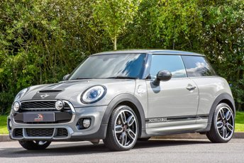 2015 MINI HATCH 2.0 CHALLENGE 210 EDITION 3d 189 BHP £16250.00