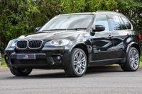 USED 2011 BMW X5 3.0 XDRIVE30D M SPORT 5d AUTO 241 BHP