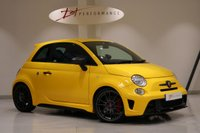 USED 2015 65 ABARTH 695 1.4 695 BIPOSTO RECORD 3d 188 BHP 1 PRIVATE OWNER/ABARTH HISTORY