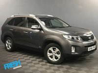USED 2014 64 KIA SORENTO 2.2 CRDI KX-2  * 0% Deposit Finance Available