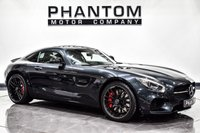 USED 2015 15 MERCEDES-BENZ GT 4.0 AMG GT S PREMIUM 2d AUTO 503 BHP