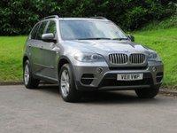 USED 2011 11 BMW X5 3.0 XDRIVE40D SE 5d AUTO 302 BHP