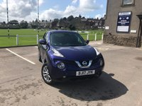 USED 2017 17 NISSAN JUKE 1.5 N-CONNECTA DCI 5d 110 BHP