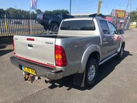 USED 2006 06 TOYOTA HI-LUX 2.5 INVINCIBLE 4X4 Double Cab Pick-Up