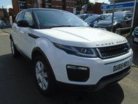 USED 2015 65 LAND ROVER RANGE ROVER EVOQUE 2.0 TD4 SE TECH 5d 177 BHP ULEZ EXEMPT