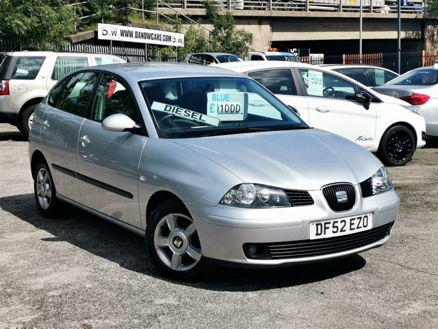 2003 52 SEAT IBIZA Seat Ibiza 1.9 TDi 5 Door