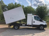 USED 2015 15 IVECO DAILY 3.0 70C15 ARB TOOL BOX TIPPER