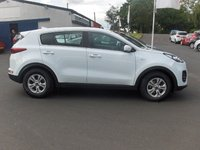 USED 2016 66 KIA SPORTAGE 1.7 CRDI 1 ISG 5d 114 BHP BALANCE OF MANUFACTURERS SEVEN YEAR WARRANTY