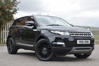 2011 LAND ROVER RANGE ROVER EVOQUE 2.2 SD4 PRESTIGE LUX 5d AUTO 190 BHP £17478.00