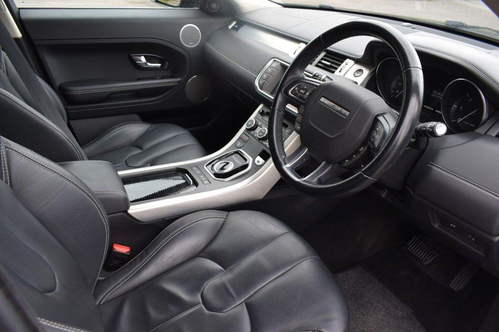 USED 2011 LAND ROVER RANGE ROVER EVOQUE 2.2 SD4 PRESTIGE LUX 5d AUTO 190 BHP